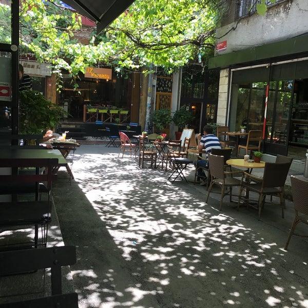 6/17/2017 tarihinde Taha O.ziyaretçi tarafından Pan Karaköy'de çekilen fotoğraf