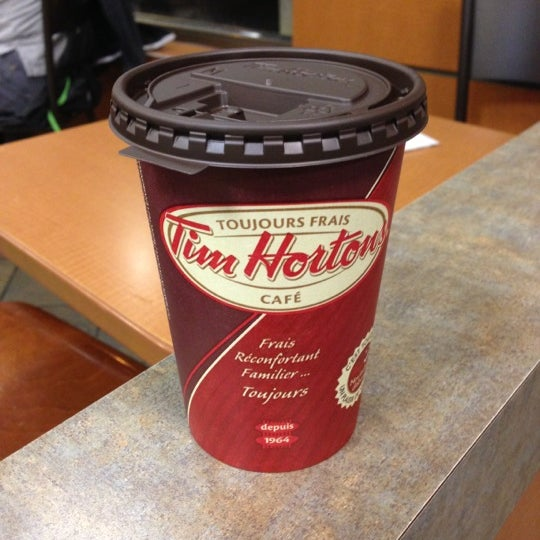 how to get tim hortons specialty donuts drive thru