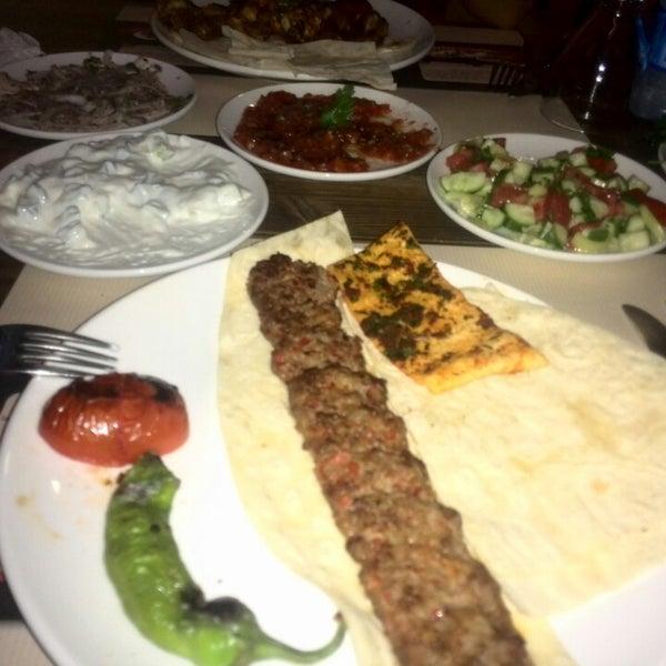 Photo taken at Damalı Restaurant by Çağlar on 8/20/2014