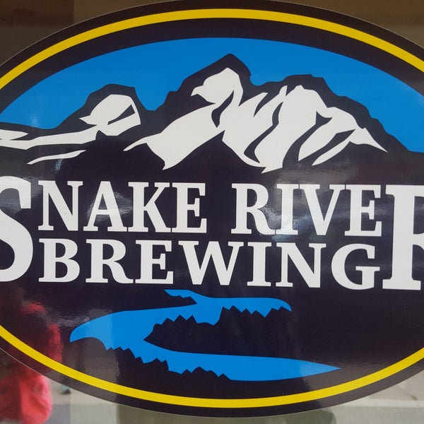 Photo taken at Snake River Brewery & Restaurant by Erik E. on 8/24/2017