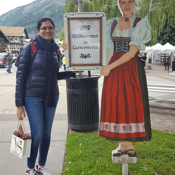 Photo taken at Town of Leavenworth by Aafreen S. on 6/10/2017