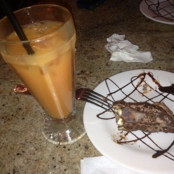 Photo taken at Caffe Pompei by Zila W. on 9/16/2013