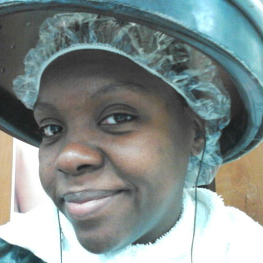 Photo taken at Fields Good Barber And Beauty Shop by Karlett D. on 11/15/2012