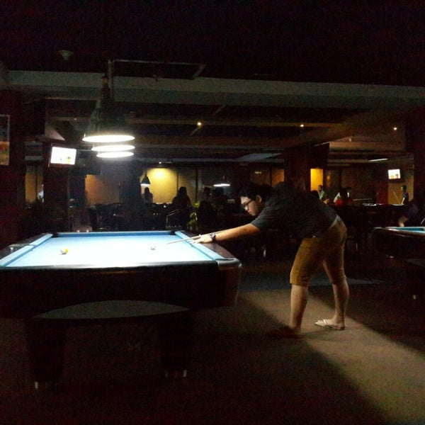 Photo taken at Rick's Cafe & Billiard by Ferio C. on 7/11/2013