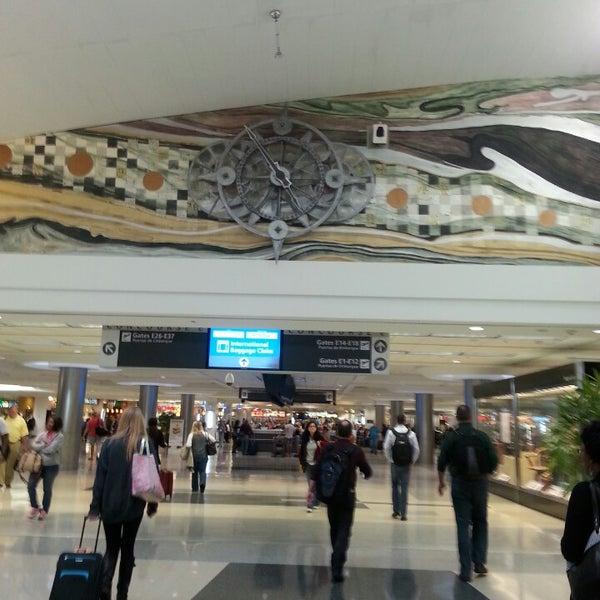 Photo taken at Hartsfield-Jackson Atlanta International Airport (ATL) by Ada M. on 10/13/2013