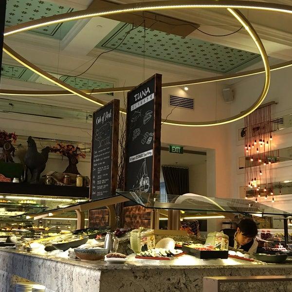 Cafe Opera A La Carte Menu
