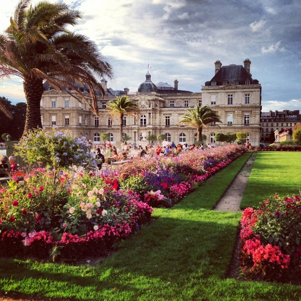 Jardin du luxembourg od on 537 dicas for Jardin luxemburgo