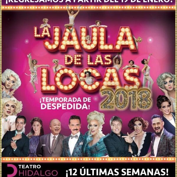 Foto tomada en Teatro Hidalgo por Carlos P. el 1/22/2018