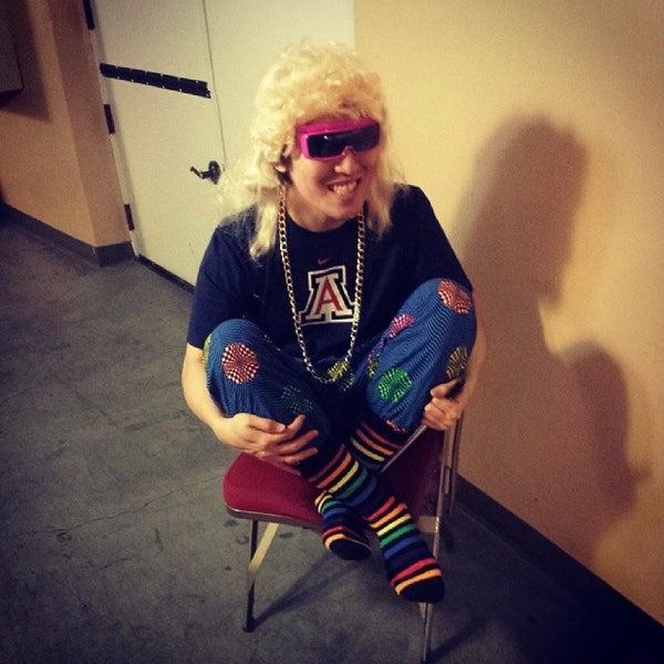 Photo taken at Fox Tucson Theatre by Keitaro H. on 3/29/2014