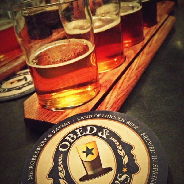 Try the sampler platter if you're not sure what beer you'd like to have!