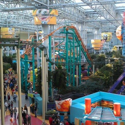 Photo taken at Mall of America by John C. on 12/29/2012