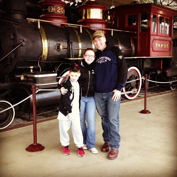 Photo taken at Railroad Museum of Pennsylvania by Grant T. on 2/23/2013