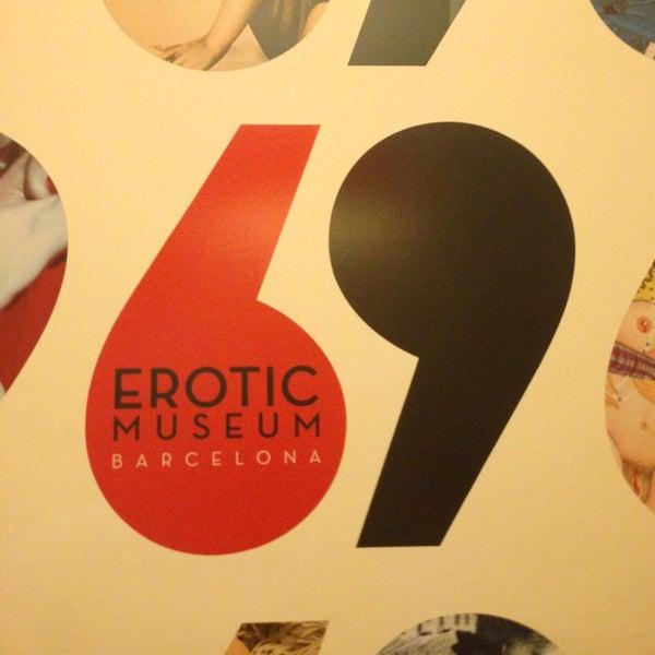 Foto tomada en Museu de l'Eròtica por Olga B. el 4/10/2013