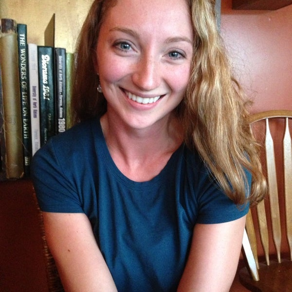 Photo taken at Rivertown Coffee by Brandice S. on 8/7/2013