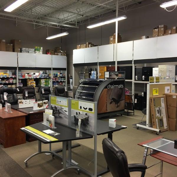 Photo Taken At Office Depot By Scott B On 3 30 2018