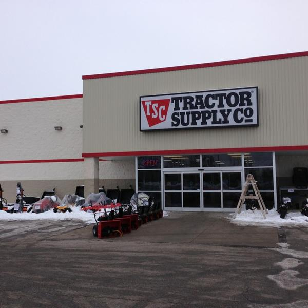 Tractor Supply Hours : Tractor supply co ankeny ia