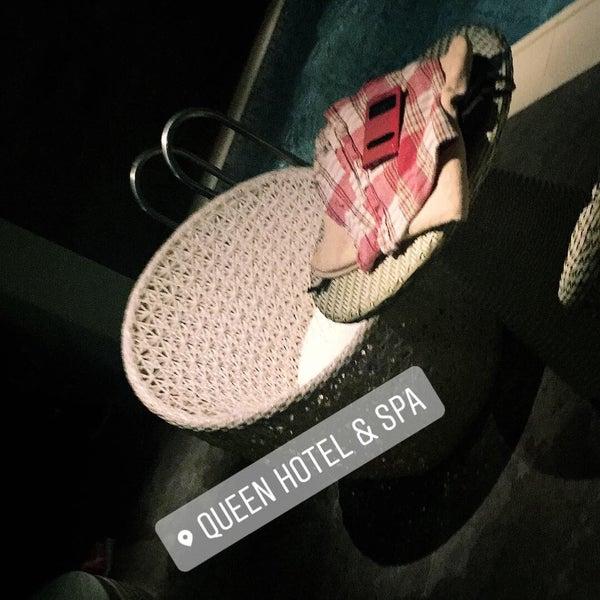 4/16/2018 tarihinde Yaseminziyaretçi tarafından Queen Hotel & Spa'de çekilen fotoğraf