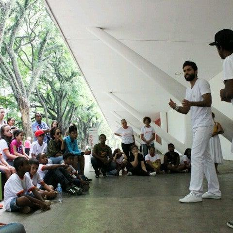 Foto tirada no(a) Museu Afrobrasil por Claudio R. em 12/1/2012