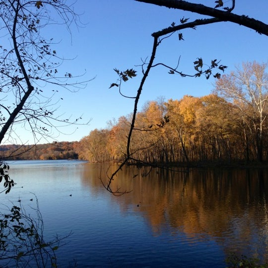 Photo taken at Radnor Lake State Park by Hans N. on 11/10/2012