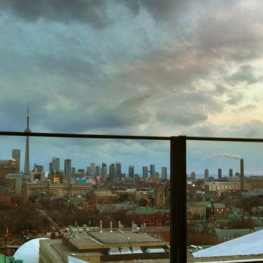 Photo taken at Park Hyatt Toronto by Jack P. on 1/21/2013