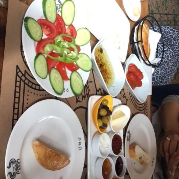 10/29/2017 tarihinde Seda Ö.ziyaretçi tarafından Pan Karaköy'de çekilen fotoğraf