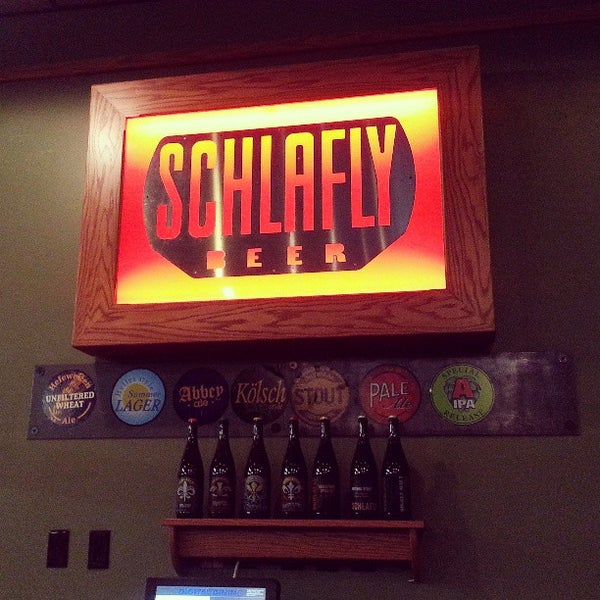 Photo taken at Schlafly Bottleworks by 91Jayhawk on 4/26/2013