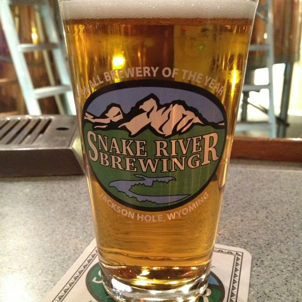 Photo taken at Snake River Brewery & Restaurant by eric on 3/6/2013