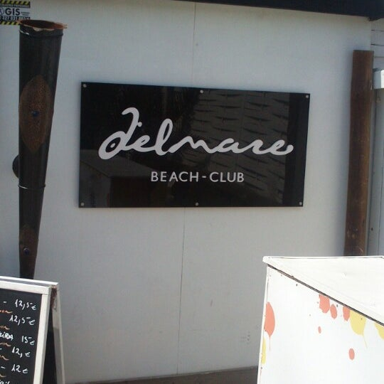Photo taken at Delmare by Jorge R. on 8/28/2013