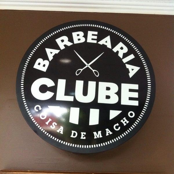 Foto tirada no(a) Barbearia Clube por Rogério B. em 11/26/2013