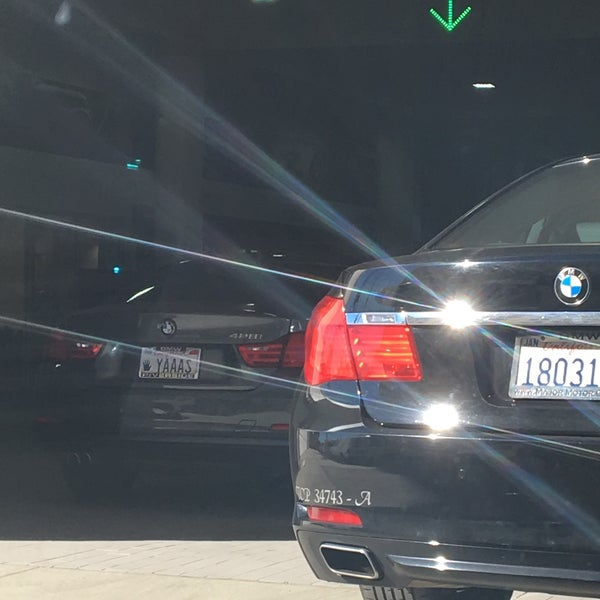 Photo taken at BMW of Beverly Hills Service Department by MJ on 2/9/2016