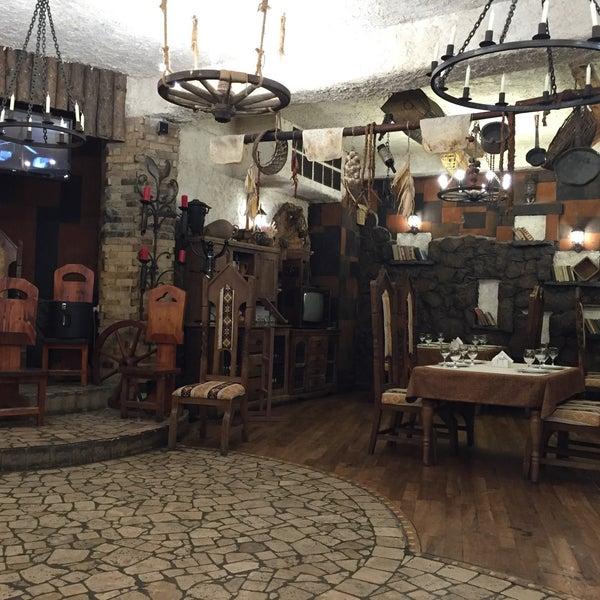 Снимок сделан в Old Erivan Restaurant Complex пользователем Наталья П. 6/7/2016