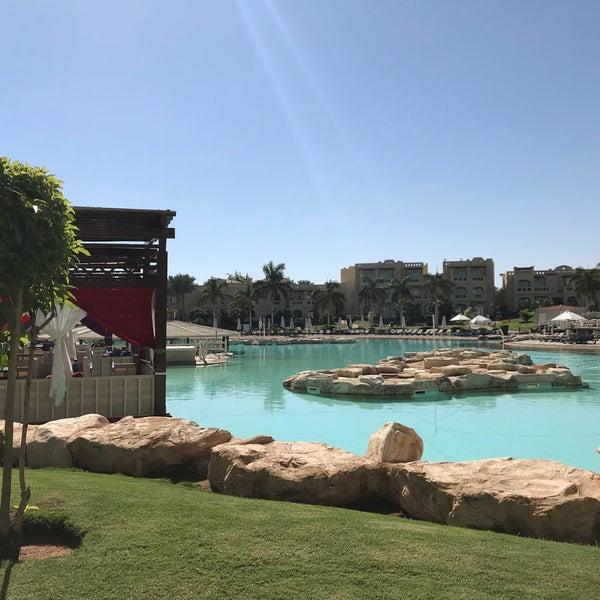 11/13/2017 tarihinde Katherina R.ziyaretçi tarafından Rixos Sharm El Sheikh'de çekilen fotoğraf