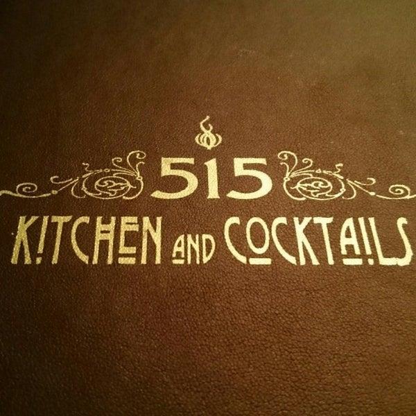 Photos at 515 Kitchen & Cocktails - Downtown Santa Cruz - Santa ...
