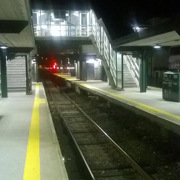 Photo taken at Metro North - North White Plains Station by chuck m. on 9/12/2015