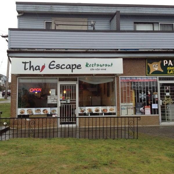 Vancouver Thai Restaurant 75