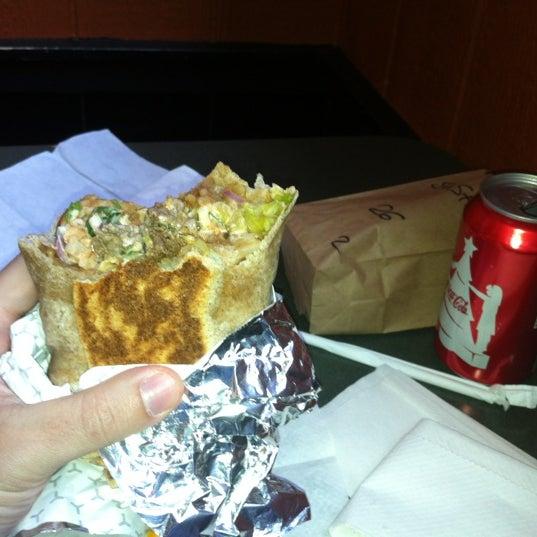 Photo taken at Burrito Boyz by Paulo F. on 12/5/2012