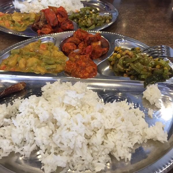 Photo taken at Chennai Curry House by Massya C. on 12/20/2015