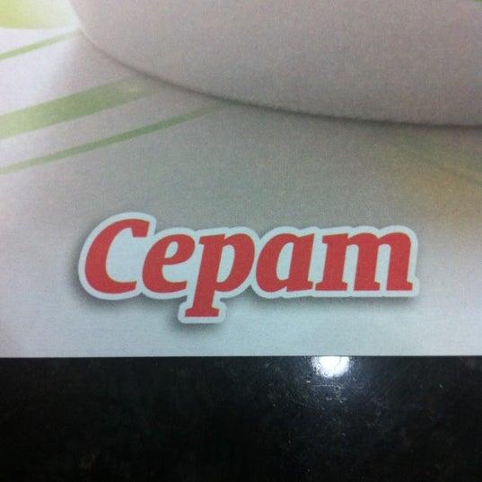 Снимок сделан в Cepam пользователем Luciano P. 12/6/2012