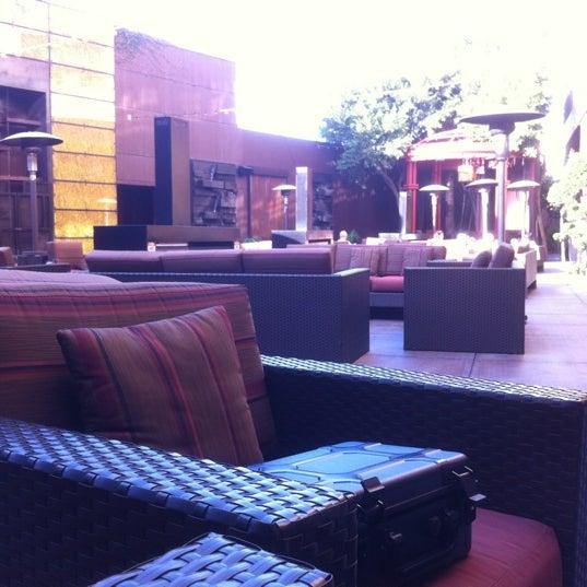 Photo taken at Marina Del Rey Marriott by Phuong on 9/30/2012