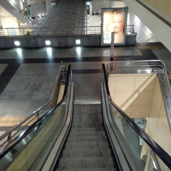 Photo taken at Metro Rivoli (M1) by Marco V. on 4/5/2016