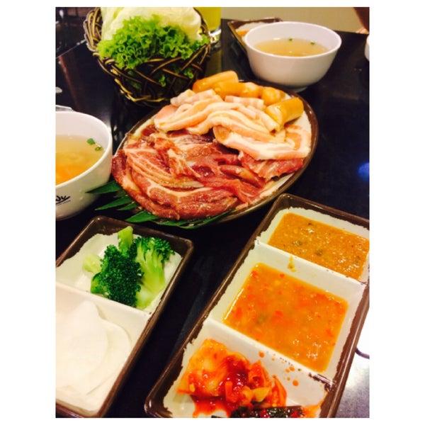 Photo taken at Kimju by Rabbit B. on 1/28/2015