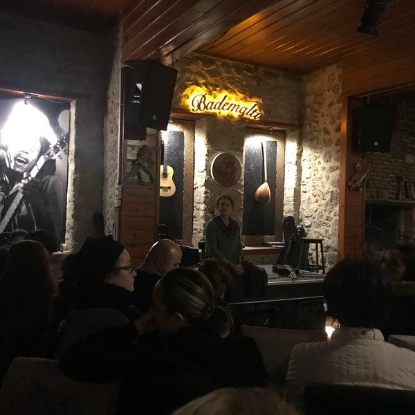 Photo taken at Bademaltı by Eda B. on 12/18/2017