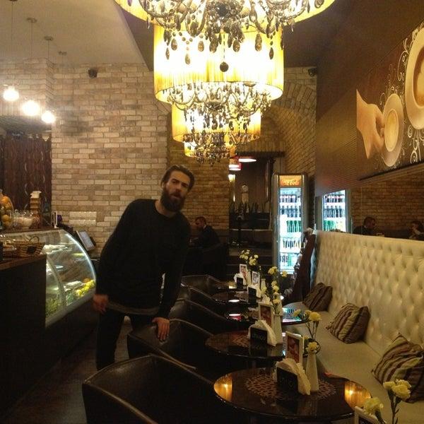 Photo taken at Choco Cafe by sailor_mariko on 11/5/2014