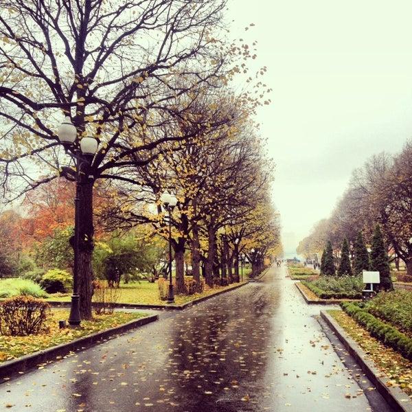 Foto scattata a Gorky Park da Lada A. il 10/18/2013