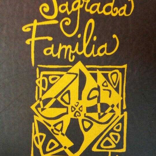 Foto tirada no(a) La Sagrada Família por Saulo M. em 10/8/2015