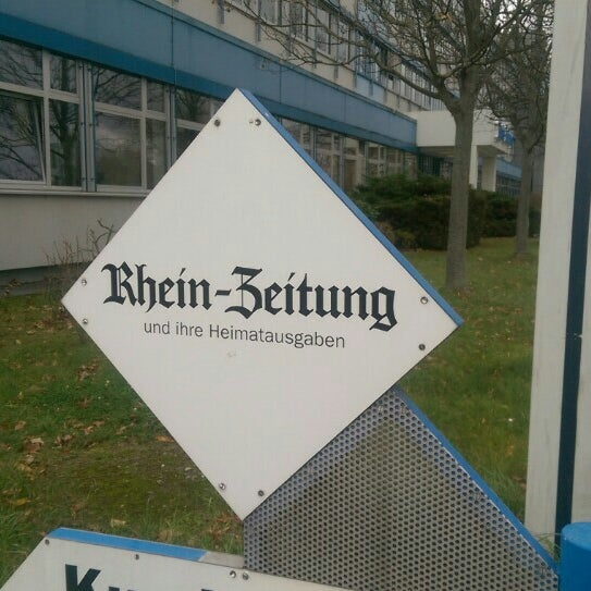 Rhein zeitung koblenz partnersuche