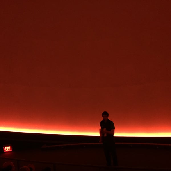 Photo taken at Morrison Planetarium by Ruslan A. on 1/25/2015