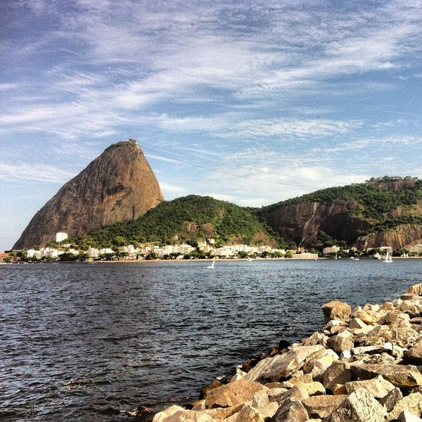 Photo taken at Flamengo Park by Tulio P. on 12/1/2012