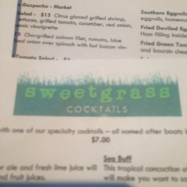 Foto diambil di Sweetgrass Restaurant oleh Señor Krampus pada 6/28/2013