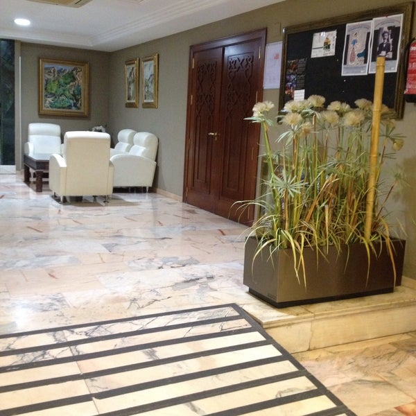Photo taken at Hotel Alixares by Наталья on 11/4/2015